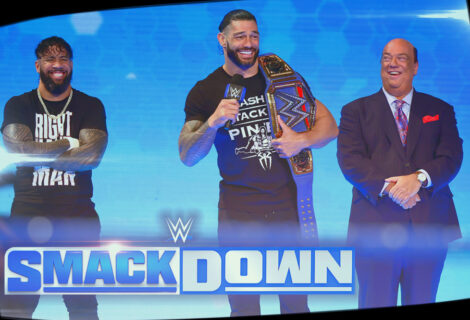 WWE Smackdown: Roman Reigns Viciously Rips Into Cesaro and Daniel Bryan