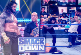 Roman Reigns Defeats Daniel Bryan in Heavily-Hyped Title Match on WWE Smackdown with Serious Consequences ... But That's Not All