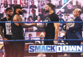 Jimmy Uso Returns: What Does This Mean for the Tribal Chief's Grip on WWE Smackdown?