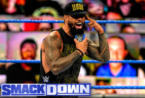 WWE Smackdown: Jimmy Uso Has Something to Say to The Tribal Chief