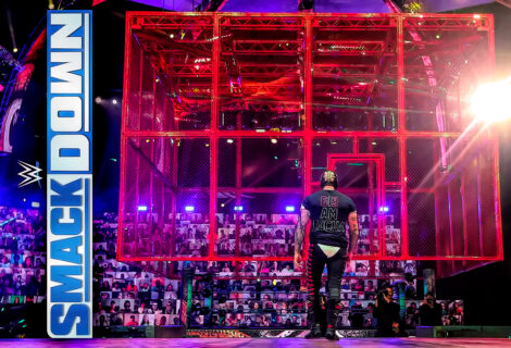 Roman Reigns Offers Rey Mysterio One Last Opportunity to Back Out of Hell in a Cell