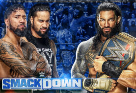 The Bloodline Unites, Defeats Edge and the Mysterios as WWE Smackdown Returns to LIVE Crowds