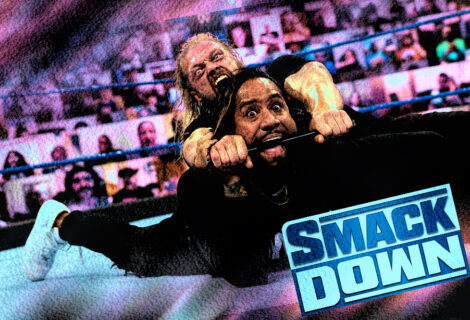 Edge Wants Roman Reigns, Cuts Down Jimmy Uso