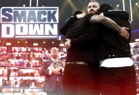 The Head of the Table Reunites the Usos on WWE Smackdown