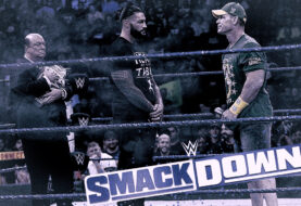 Roman Reigns and John Cena Go Face-to-Face on WWE Smackdown