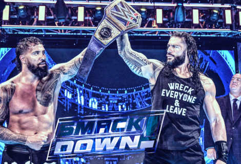 Roman Reigns Lives His Credo on WWE Smackdown: Show Up and Win
