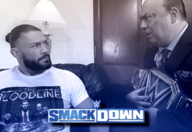 Roman Reigns Grills Special Counsel Paul Heyman About Brock Lesnar