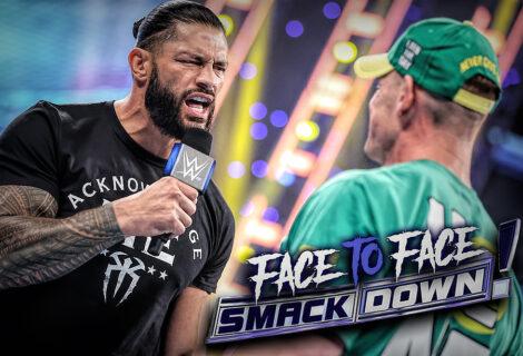 Roman Reigns Drops a Heavy Bombshell on John Cena