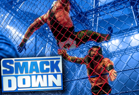 Relive Roman Reigns' Hell in a Cell Victory Over Rey Mysterio