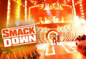 Cain Confronts Brock on WWE Smackdown