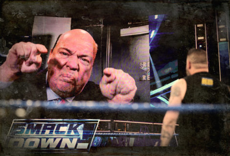 "Paul Heyman Calls Kevin Owens a ""Martyr"" on WWE Smackdown"