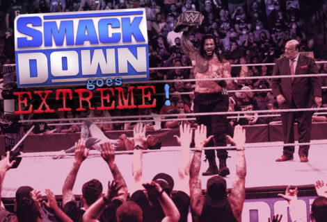 WWE Smackdown: Roman Reigns Takes Montez Ford to the Extreme in Philadelphia