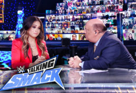 "Paul Heyman Offers a Controversial ""Apology"" to Kayla Braxton"