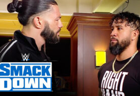 The Usos Will Team on Next Week's WWE Smackdown Against The Street Profits