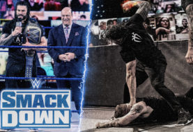 Continued Coverage of WWE Smackdown: Seasons Beatings for Kevin Owens