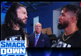 Continuing Coverage of WWE Smackdown: Jey Uso Does Everything He Can to Eradicate Kevin Owens
