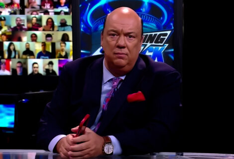 Paul Heyman Tells a Heart-Wrenching Story About 9/11 in a Riveting Interview with Justin Barrasso of Sports Illustrated