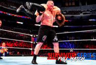 Relive Brock Lesnar vs Daniel Bryan From WWE Survivor Series 2018