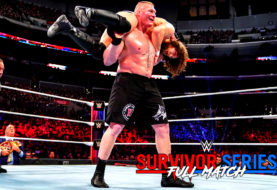 Relive Brock Lesnar vs Daniel Bryan From WWE Survivor Series 2018