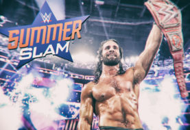 Seth Slays Beast at WWE SummerSlam