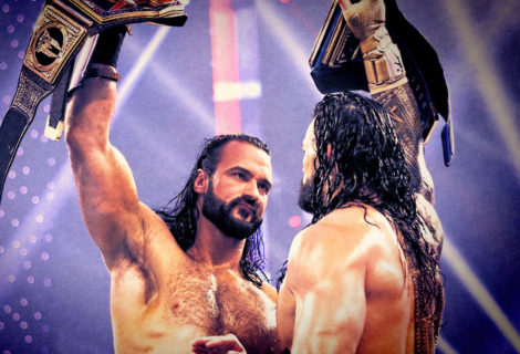 WWE Releases Highlights of the Best of the Best Battle Between Roman Reigns and Drew McIntyre