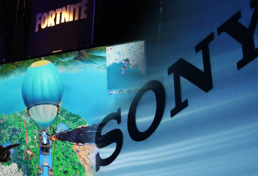 Sony Invests $250 Million in Fortnite's Parent Company Epic Games