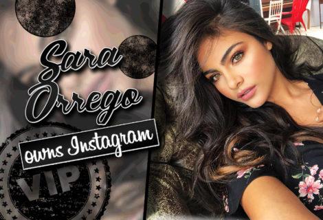 Sara Orrego Owns Instagram