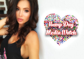 Supermodel Sofia Presents the International Edition of the Hump Day Media Watch