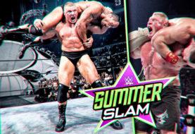 WWE Presents Every Brock Lesnar SummerSlam Match Ever