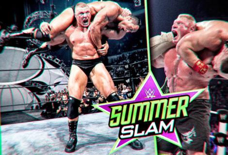 WWE Presents Every Brock Lesnar SummerSlam Match Ever