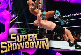 Brock Lesnar Conquers Ricochet