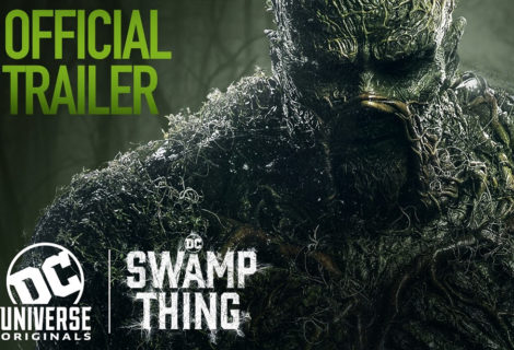 "Check Out the DC ""Swamp Thing"" Trailer"