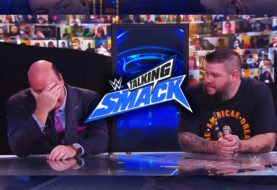 See the Amazing Ending to This Week's WWE Talking Smack
