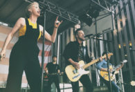 Thompson Square Performs at the All-American Summer Concert Series in NYC