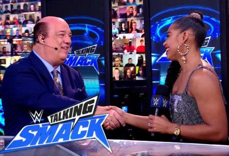 Paul Heyman Offers a Bianca Belair WrestleMania Spoiler