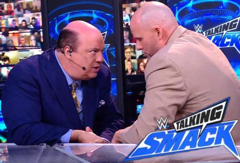Paul Heyman Warns Adam Pearce on WWE Talking Smack