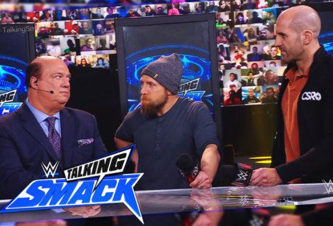 Daniel Bryan and Cesaro Target Roman Reigns as WWE Elimination Chamber Draws Near