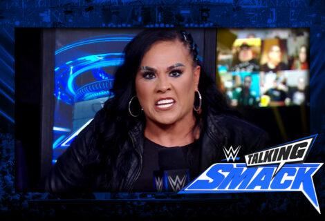 Tamina Snuka Lets Loose on WWE #TalkingSmack
