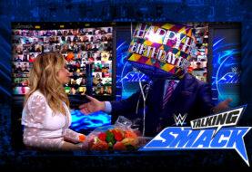 WWE #TalkingSmack: It's Kayla Braxton's Birthday ... Well, Sorta!