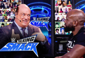 Apollo Crews Makes a Memorable Appearance on WWE #TalkingSmack