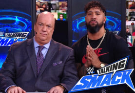 WWE #TalkingSmack: Jey Uso and Paul Heyman Got the Juice