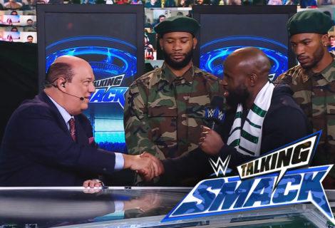 WWE #TalkingSmack: Paul Heyman Delivers a Spoiler Regarding Apollo Crews