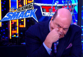 "Watch Paul Heyman's Emotional Rant on ""Fear"" From This Week's WWE Talking Smack"