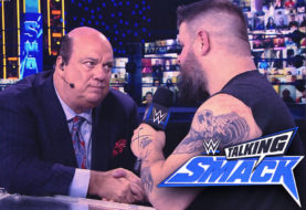 See the ENTIRE Uncensored Paul Heyman - KO Segment from Talking Smack