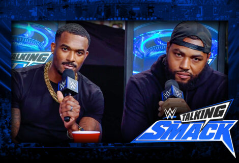 The Street Profits are #TalkingSmack about Gable and Otis