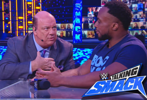 Paul Heyman's Unsolicited Counsel Leaves Big E ... and ALL OF US ... Speechless