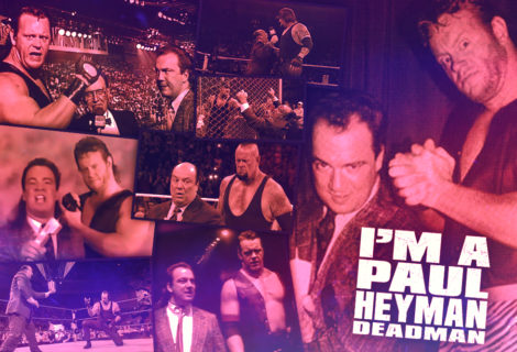 The Undertaker Declares: I am One of the Original Paul Heyman Guys