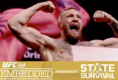 BREAKING NEWS: Conor McGregor Backstage Incident at UFC 264 Weigh-Ins