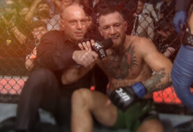 BREAKING NEWS: Conor McGregor's Gruesome Injury ... and His Bizarre Post-Fight Interview with Joe Rogan