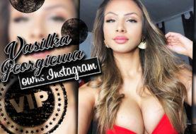 You Saw Her Here First: Vasilka Georgiewa Owns Instagram